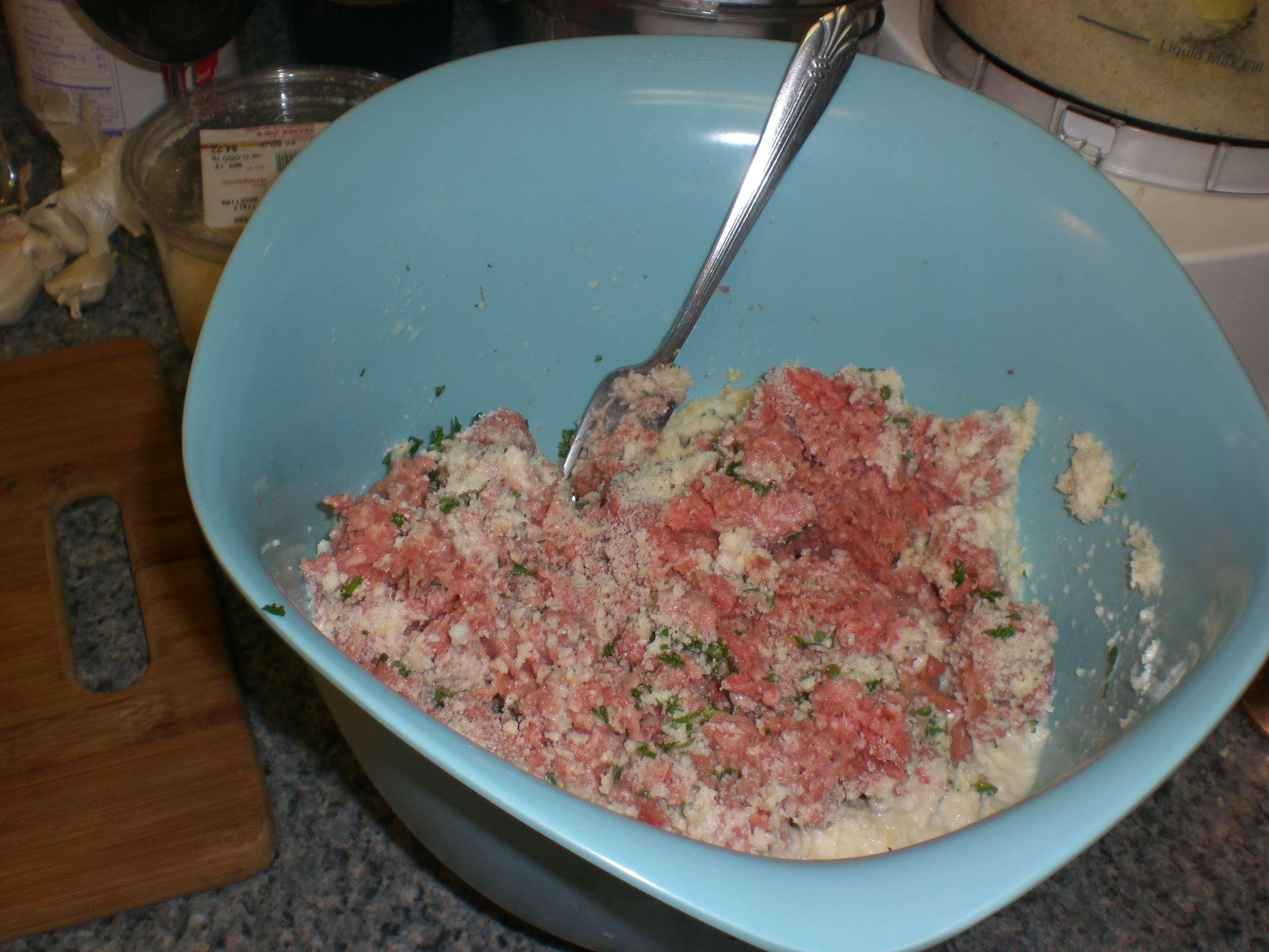 Meatball FAIL? | The Internet Food Association