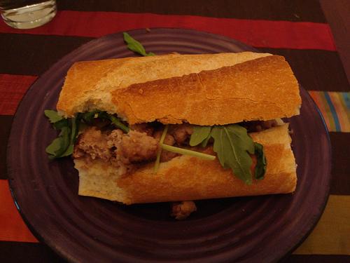sausage-sandwich