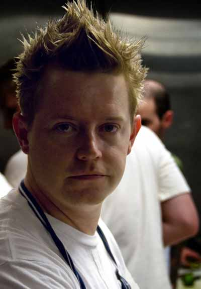Richard Blais is judging you. And by you, I mean me.