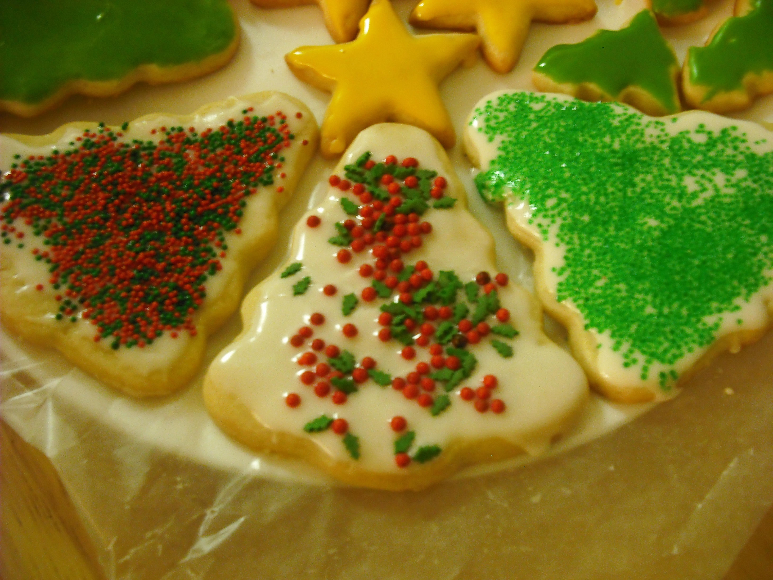 All I Want for Christmas is Cookies: Decorated Sugar Cookies
